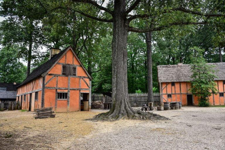 Historical Tours Through Jamestown